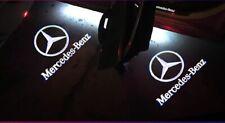2xTürlicht für Mercedes Benz CLA C117 CLS C218 C207 C205 E C Coupe Einstieg