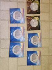 (7) Canada $20 silver Coins FV $140