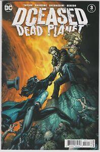 DCeased : Dead Planet #3 (of 7) DC Comics 2020
