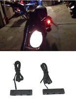 Motorcycle LED Flush Turn Signals Blinker Rear Front Mini Micro Hi ;