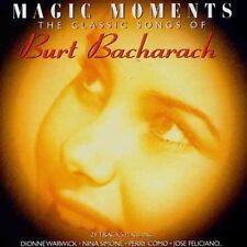 BURT BACHARACH Magic Moments The Classic Songs Of CD BRAND NEW Camden