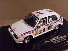 Ixo 1/43 Diecast Citroen VISA Chrono, 1983 Tour de Corse, Michelin #24  RAC128