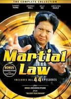 Martial Law Complete Collection (Sammo Hung 10 Discs 44 Episodes) Region 1 DVD