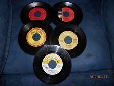 10 Record 45 RPM Singles Lot (1965/66/67) Original Classics