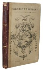 C.1830 Clara Hall Children's An Abyssinian Shepherd Tale 1st Ed. Original Boards