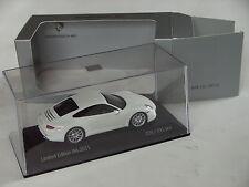 Minichamps 1/43 Porsche 911 991 Carrera S Typ 991/1 IAA 2011 WAX 201 000 90 OVP