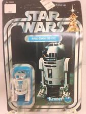 Star Wars VTG Kenner R2-D2 12-Back Card Original Action Figure UNPUNCHED 1977