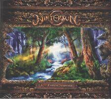 WINTERSUN - THE FOREST SEASONS (+1 Bonus)(2017) CD Digipak by Soyuz Music+GIFT