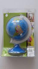 Mundo Globo Sacapuntas 10 X 10 Cm estáticos - 6807