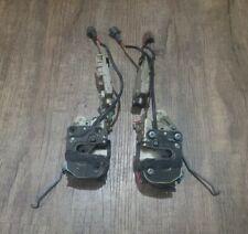 89-94 Nissan 240sx S13 OEM RH/LH  door lock latch mechanism / actuators PAIR