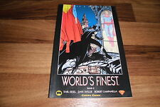 BATMAN & SUPERMAN -- WORLD`s FINEST  # 2 //  Carlsen, 1. Auflage 2000