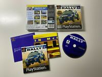 Colin McRae Rally Playstation 1 - VGC - Complete with Poster - Free P&P