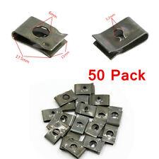 50x Speed Fasteners U Nuts Self Tapping Screw Spire U Clips Interior Trim Panels