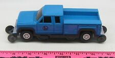 lionel ~ Blue Truck Track Inspection Vehicle