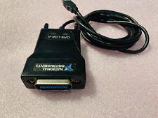 National Instruments NI GPIB-USB Interface Adapter GPIB-USB-A 184983G-01