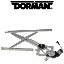 For Ford F-350 Super Duty Front Driver Left Window Regulator w/ Motor Dorman