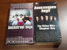 Backstreet Boys The Video Hits: Chapter One VHS Sealed. For The Fans open, NEW