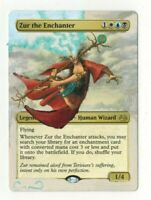 Zur the Enchanter Altered Full Art MTG Magic Commander 2020 cEDH Birthday Gift