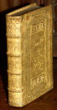 CICERO ORATIONUM ALDUS MEISTER-EINBAND LEUCOREA SELNECKER WITTENBERG HEMPEL 1559