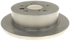 Non-Coated Disc Brake Rotor fits 2002-2007 Toyota Camry Solara Avalon  ACDELCO A