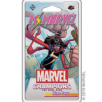 Marvel Champions: Ms Marvel Hero Pack - Card Game Expansion Avengers