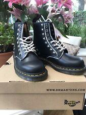 dr martens boots size 6 black New