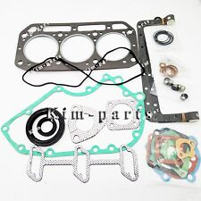 Engine Full Gasket Kit 129350-01331 for Yanmar 3T84 3T84HLE 3D84-1 Takeuchi TB25