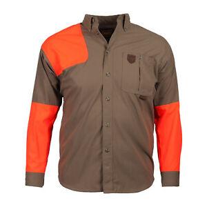 Mossy Oak Gamekeeper Long Sleeve Shooter Shirt