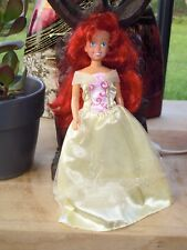 1991 BARBIE DISNEY TROPICAL ARIEL TYCO DEBOXEE