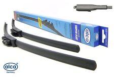 Bmw 1 E81 E87 2004-2010 ALCA super flat windscreen wiper blades 20''20'' set