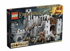 NEW SEALED LEGO 9474 LORD OF THE RINGS THE BATTLE OF HELMS DEEP