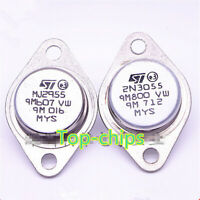 2N3055 NPN genuine hometaxial  power transistor Made in Czech Rep. KD502