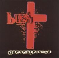 LP-BUSH-DECONSTRUCTED -REMAST-2LP- NEW VINYL RECORD
