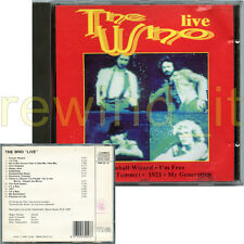 "THE WHO ""LIVE"" RARE CD 1992 ITALY"