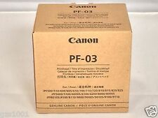 Canon print head PF-03 2251B001 Free shipping Brand new