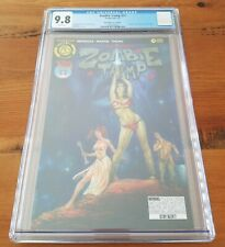 Zombie Tramp #11 Star Wars Homage Mile High Variant! Low print run CGC 9.8