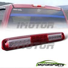 1999-2006 Chevy Silverado Sierra 1500 2500 3500 Red LED 3rd Third Brake Light