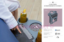 Lay Z Spa Entertainment Station System Paris Vegas Miami Saint Tropez Palm