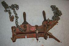 Ridgid 463 Pipe Welding Chain Clamp Vise Fixture