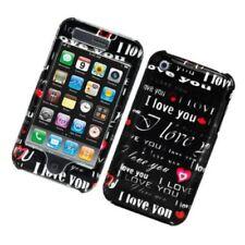 Carcasas Para iPhone 3GS color principal negro para teléfonos móviles y PDAs