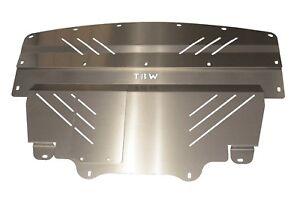 Aluminum Engine Splash Shield Cover Guard Under Tray for 07+ Infiniti G37X G35X