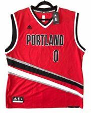 Damian Lillard Red Nba Jerseys For Sale Ebay