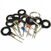 11tlg KFZ Stecker Auspinwerkzeug ISO Pin Lösewerkzeug Entriegelungswerkzeug