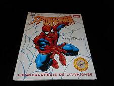 Tom de Falco Spide-Man l'encyclopédie de l'araignée Editions Semic février 2004