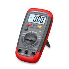 UA6013L Non-Auto Range Digital LCD Capacitor Capacitance Test Tester Meter 7P