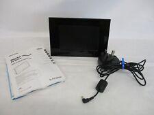 Sony S Frame Digital Photo Frame With Clock Feature, DPF-A72N/E72N/D72N