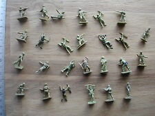 US ARMY MEN WW2/39-45 AIRFIX ? ATLANTIC ?    1/72 MINIATURE  #M294