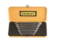 Stanley 13 Piece Metric Spanner Set