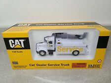 Caterpillar Cat Peterbilt Dealer Service Truck - White Norscot 1:50 Scale #55118