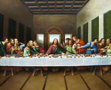 JESUS CHRIST THE LAST SUPPER 8X10 PHOTO PICTURE CHRISTIAN ART